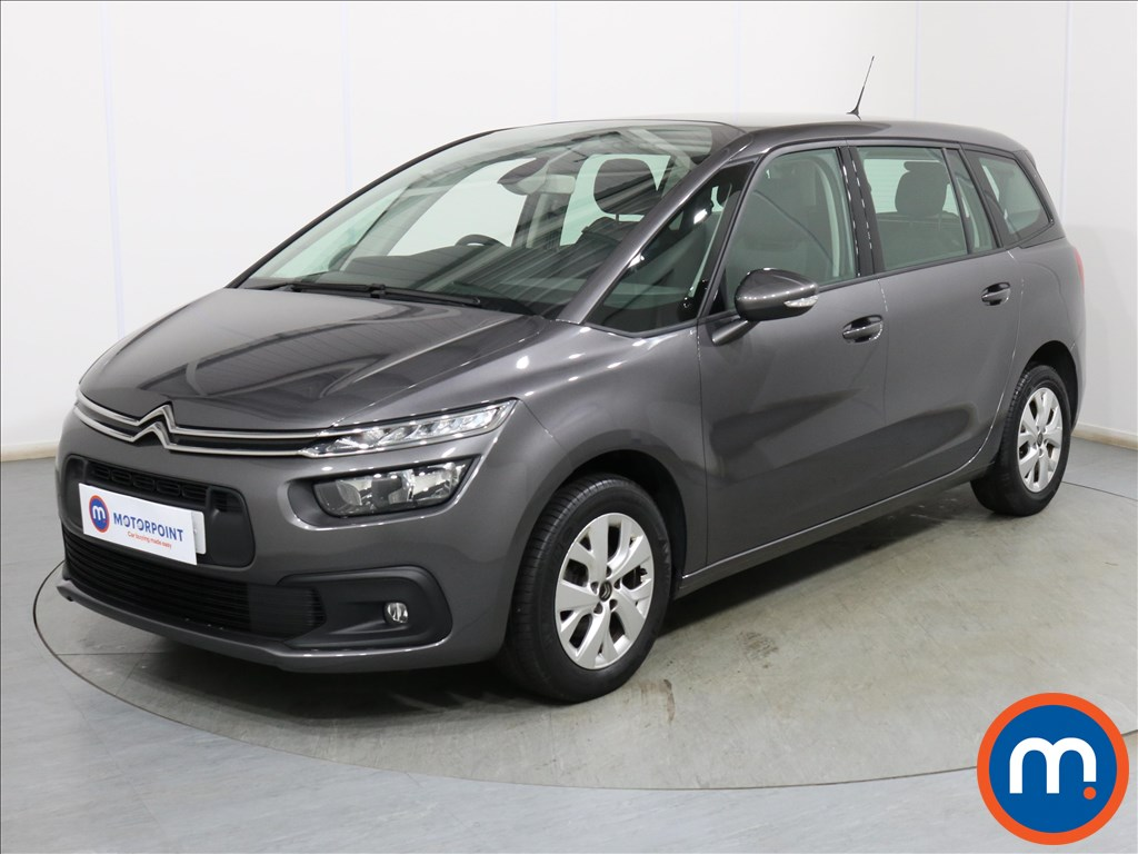 Citroen Grand C4 Spacetourer Touch Edition - Stock Number 1114357 Passenger side front corner