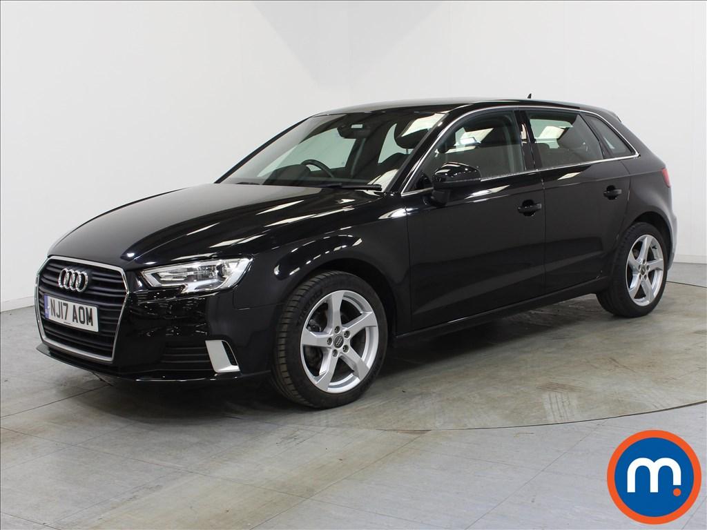 Audi A3 Sport - Stock Number 1115468 Passenger side front corner