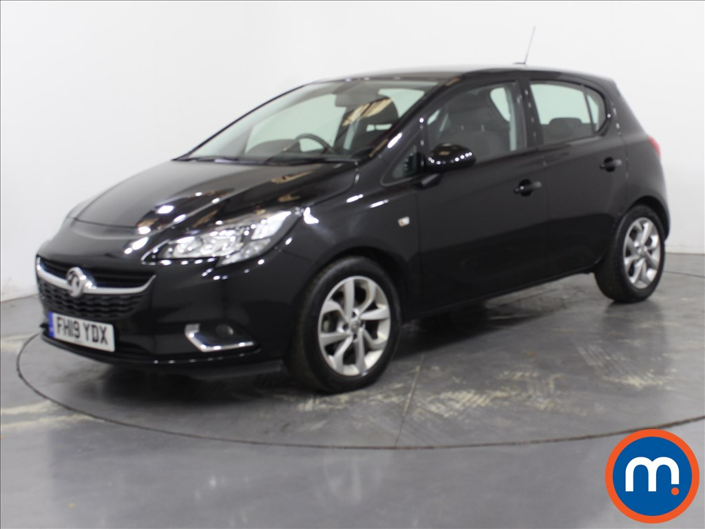 Vauxhall Corsa 1.4 SRi Nav 5dr - Stock Number 1112607 Passenger side front corner
