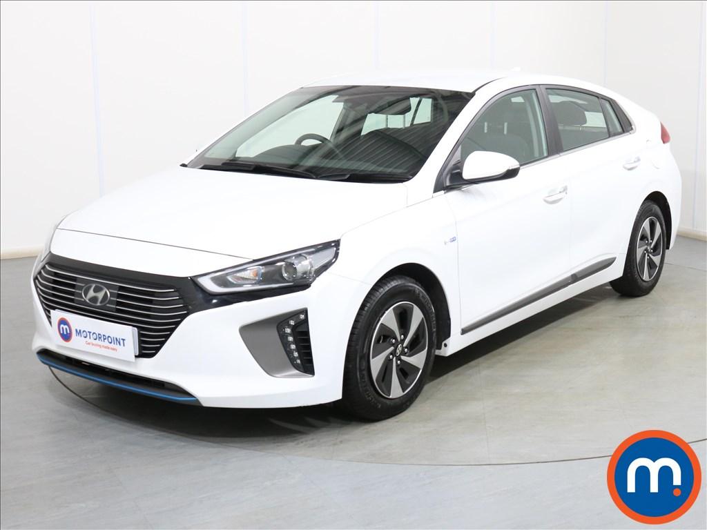 Hyundai Ioniq Premium - Stock Number 1111183 Passenger side front corner