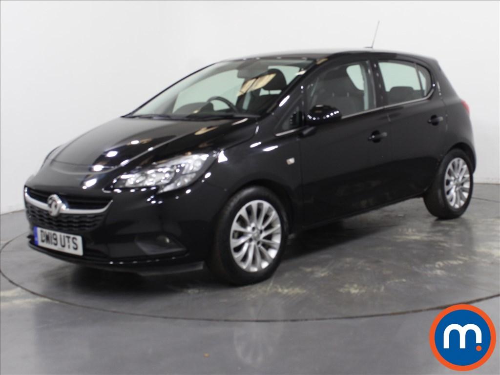 Vauxhall Corsa SE Nav - Stock Number 1108170 Passenger side front corner