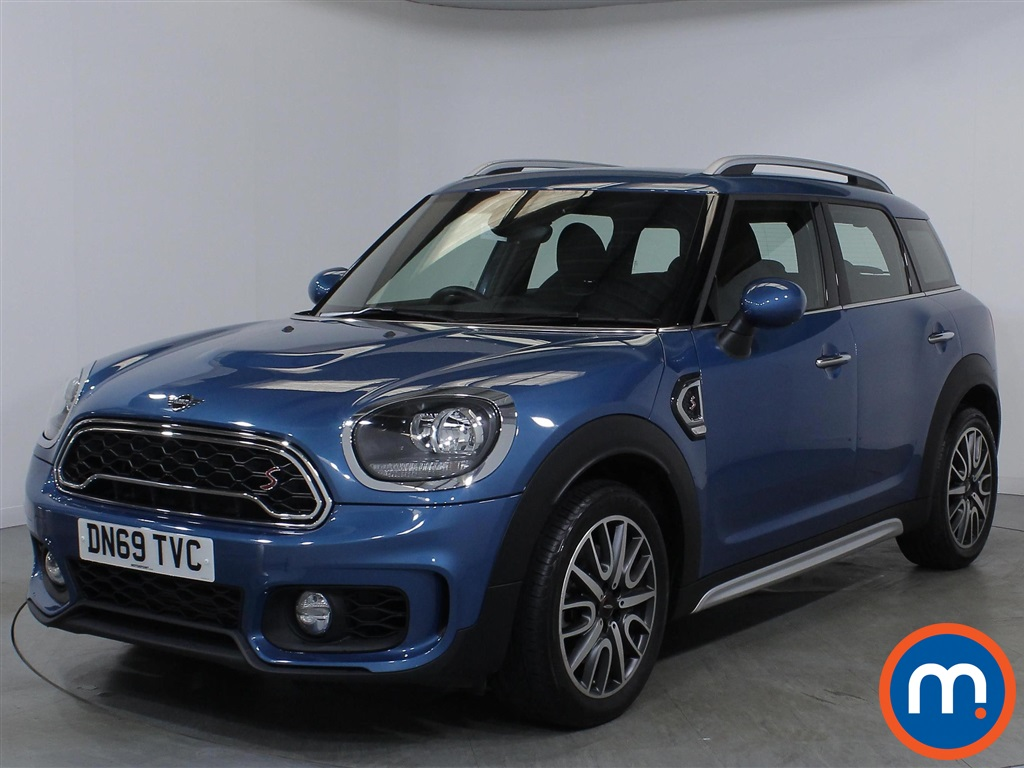 Mini Countryman Cooper S Sport - Stock Number 1110924 Passenger side front corner
