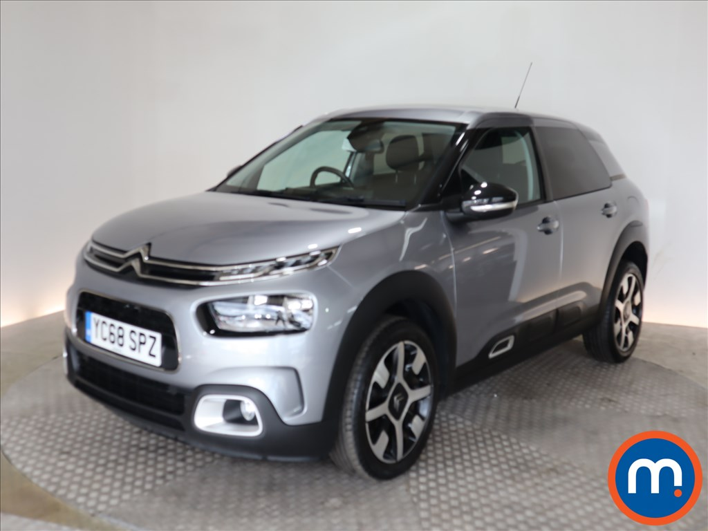 Citroen C4 Cactus Flair - Stock Number 1114794 Passenger side front corner