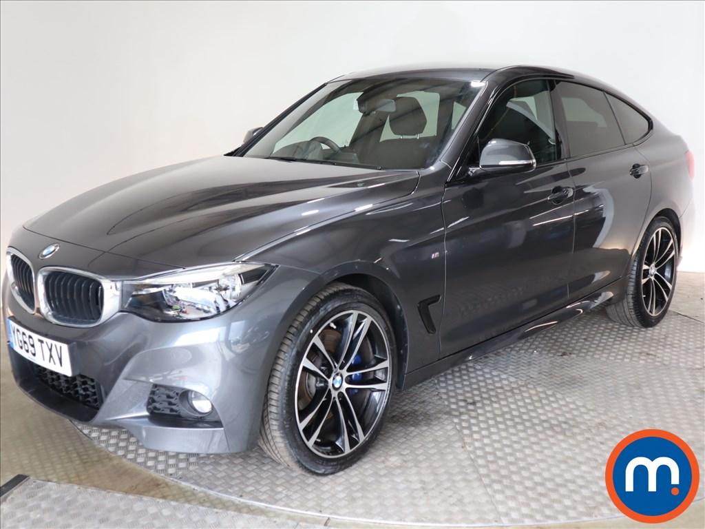 BMW 3 Series M Sport - Stock Number 1112784 Passenger side front corner