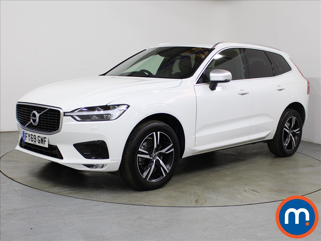 Volvo Xc60 R DESIGN - Stock Number 1106717 Passenger side front corner