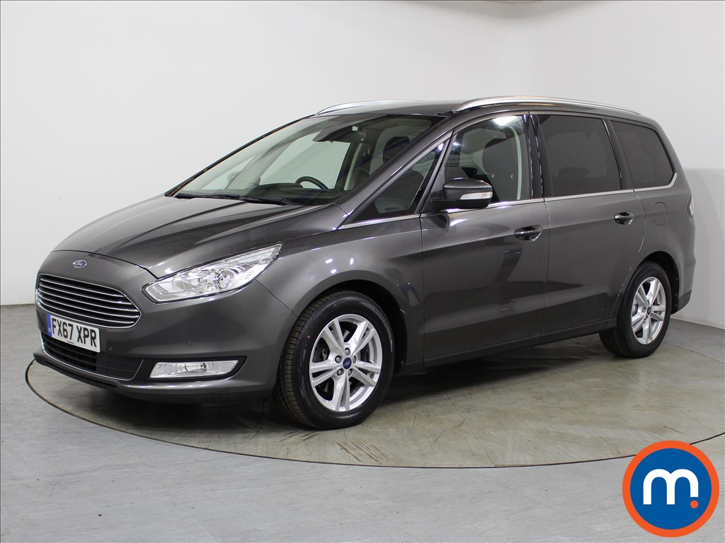 Ford Galaxy Titanium - Stock Number 1112233 Passenger side front corner