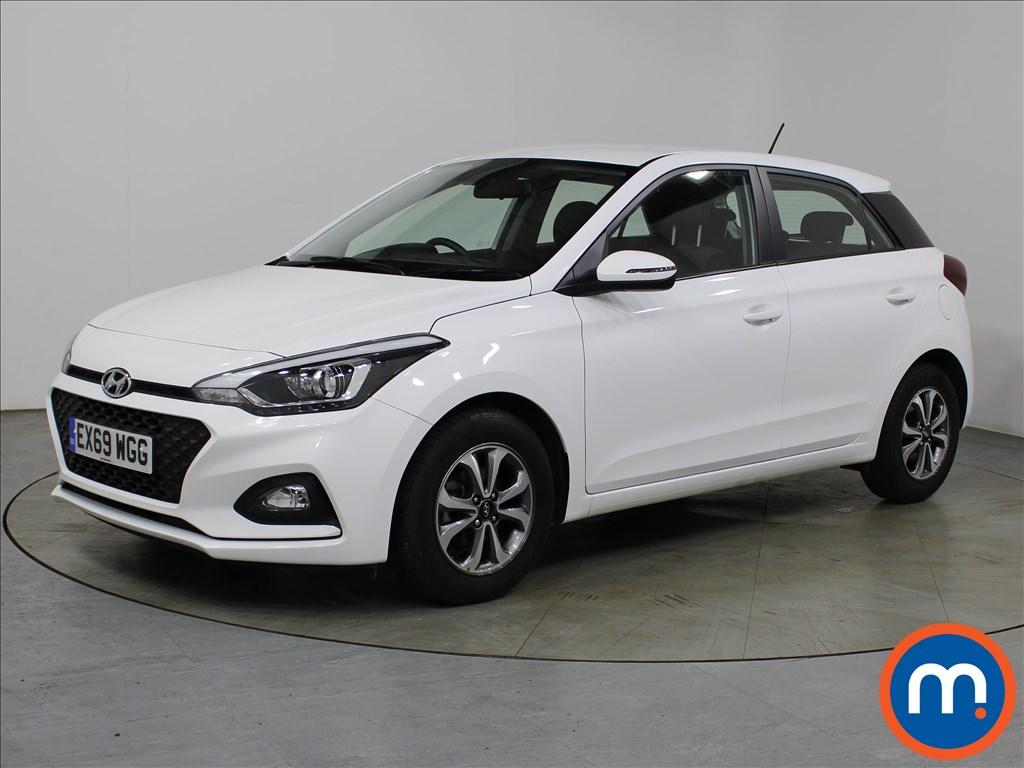 Hyundai I20 SE - Stock Number 1115083 Passenger side front corner