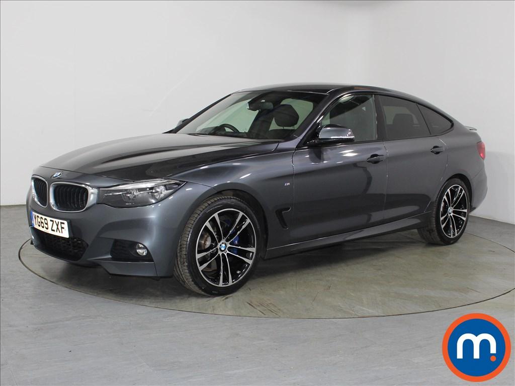 BMW 3 Series M Sport - Stock Number 1112764 Passenger side front corner