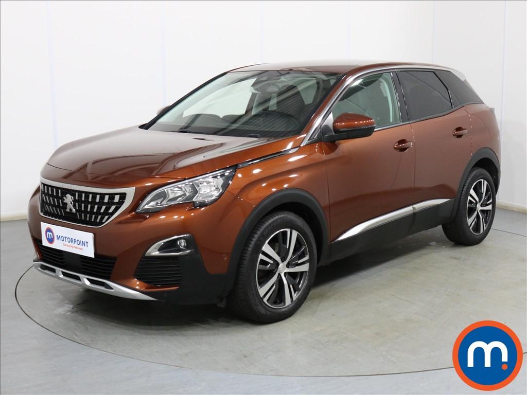 Peugeot 3008 Allure - Stock Number 1115645 Passenger side front corner