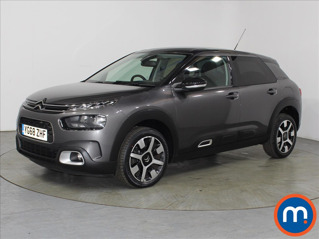 Citroen C4 Cactus Flair - Stock Number 1115195 Passenger side front corner
