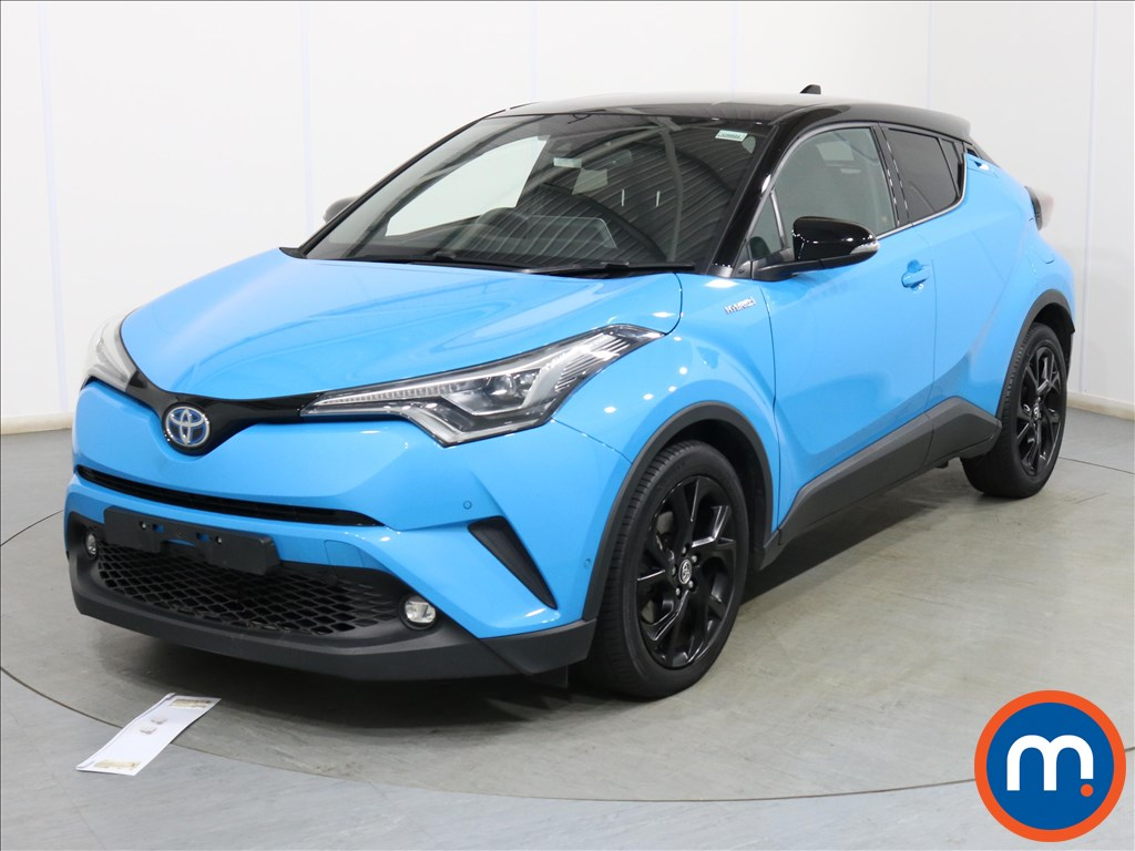Toyota C-Hr Dynamic - Stock Number 1119544 Passenger side front corner