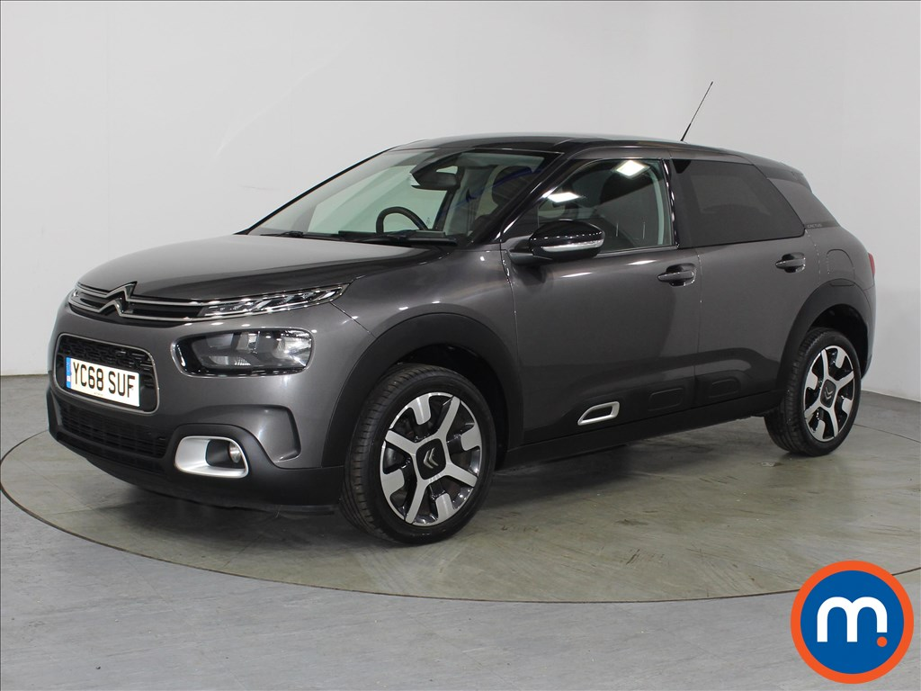 Citroen C4 Cactus Flair - Stock Number 1115193 Passenger side front corner
