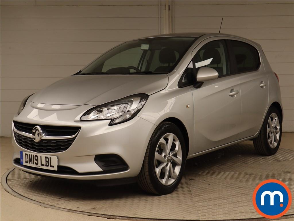 Vauxhall Corsa Sport - Stock Number 1114644 Passenger side front corner