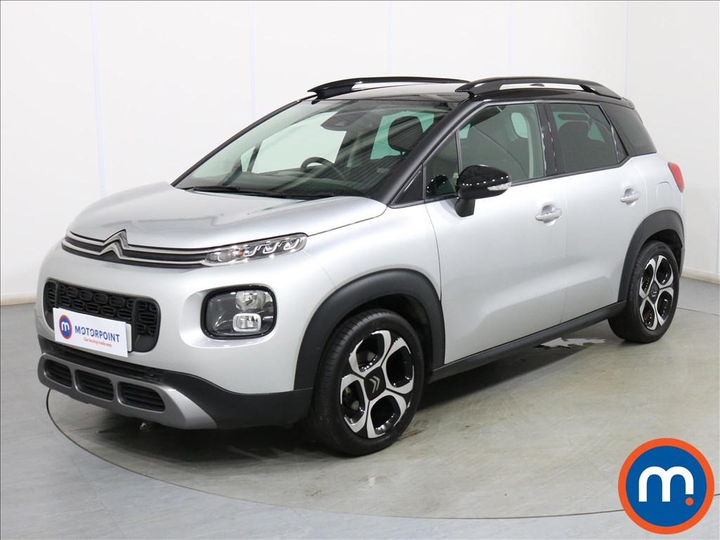 Citroen C3 Aircross Flair - Stock Number 1114503 Passenger side front corner