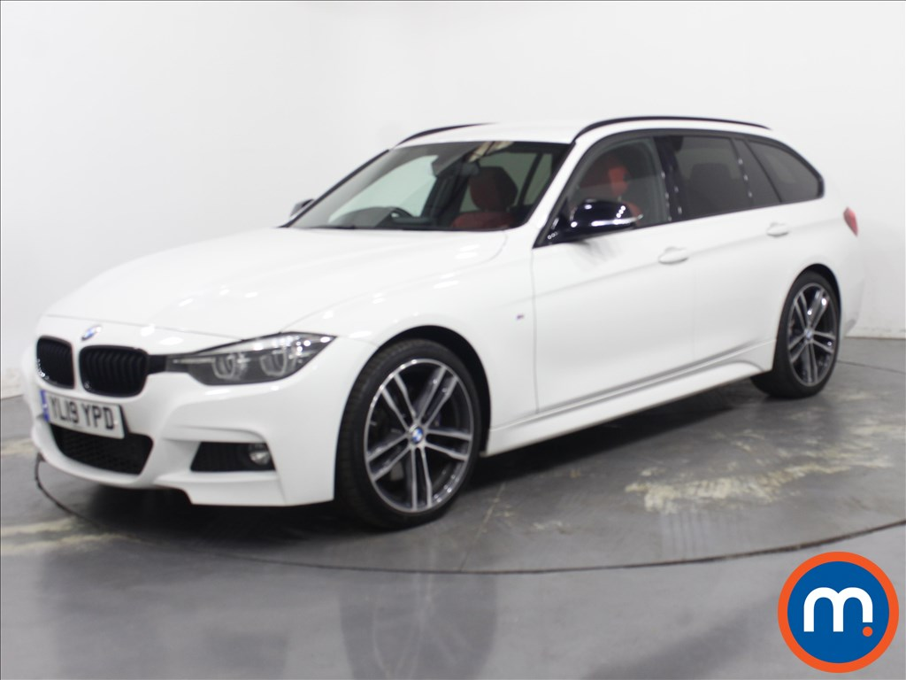 BMW 3 Series M Sport Shadow Edition - Stock Number 1102866 Passenger side front corner