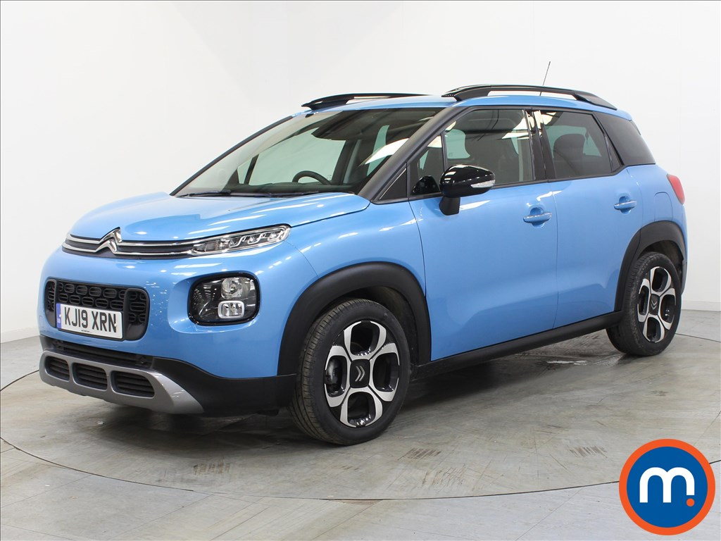 Citroen C3 Aircross Flair - Stock Number 1114502 Passenger side front corner