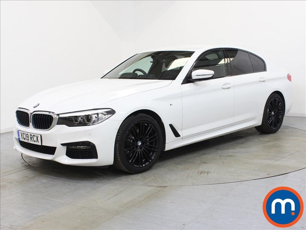 BMW 5 Series M Sport - Stock Number 1106713 Passenger side front corner
