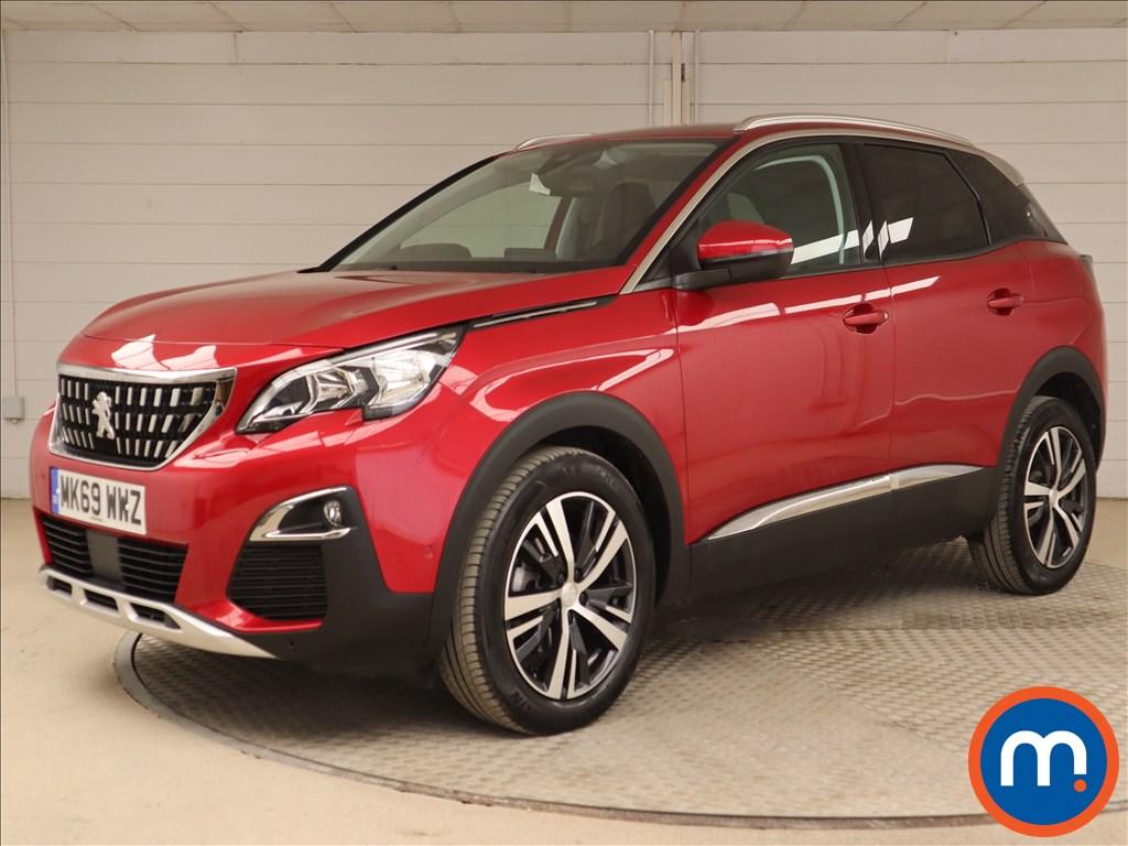Peugeot 3008 Allure - Stock Number 1118330 Passenger side front corner