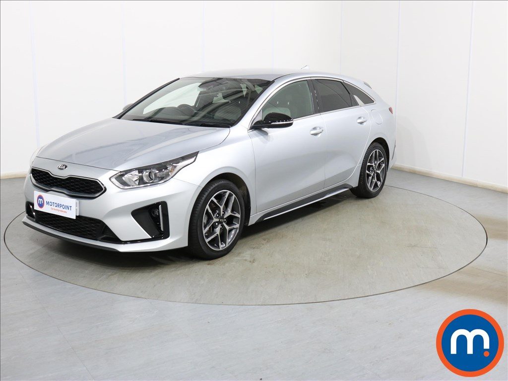 KIA Pro Ceed GT-Line - Stock Number 1113562 Passenger side front corner