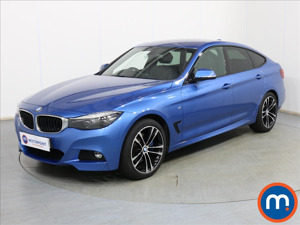 BMW 3 Series M Sport - Stock Number 1112780 Passenger side front corner