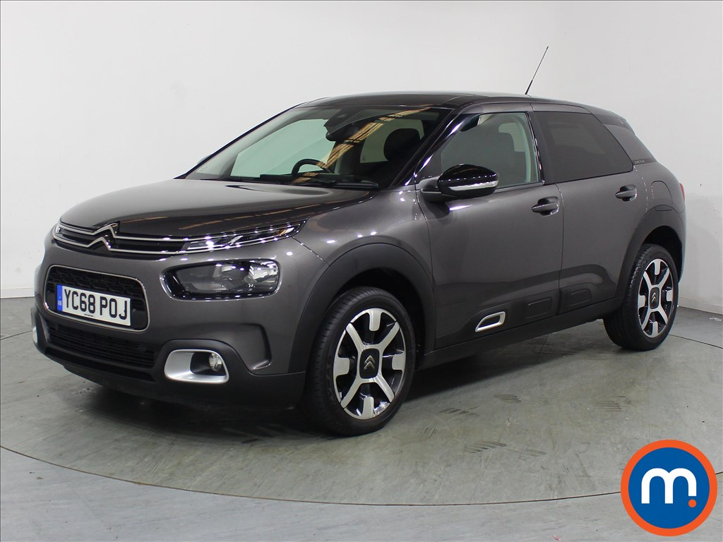 Citroen C4 Cactus Flair - Stock Number 1115217 Passenger side front corner
