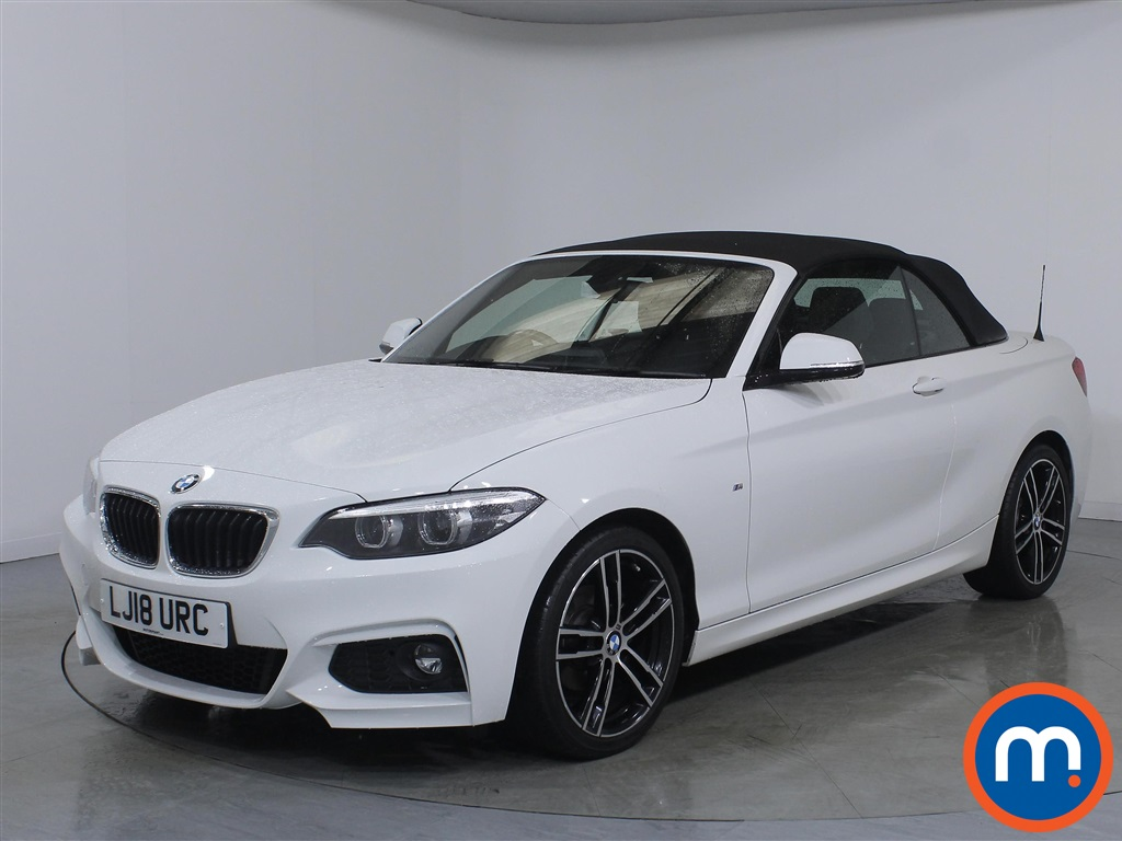 BMW 2 Series M Sport - Stock Number 1120311 Passenger side front corner