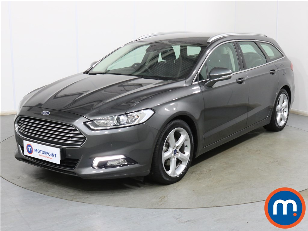 Ford Mondeo Titanium Edition - Stock Number 1116315 Passenger side front corner