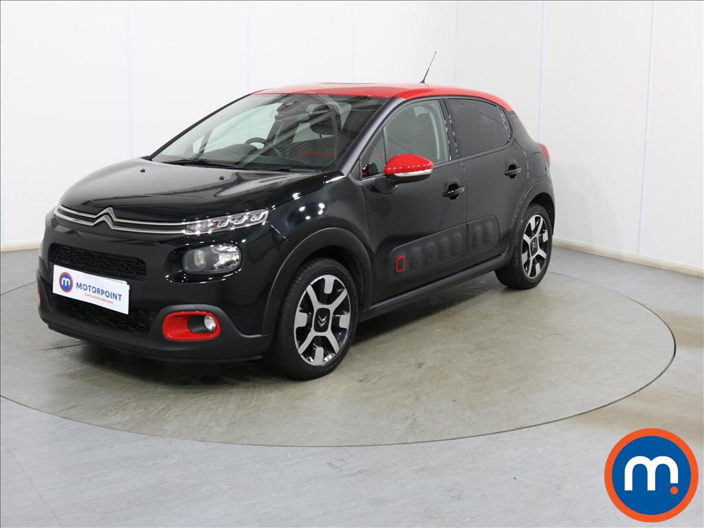 Citroen C3 Flair Nav Edition - Stock Number 1114270 Passenger side front corner