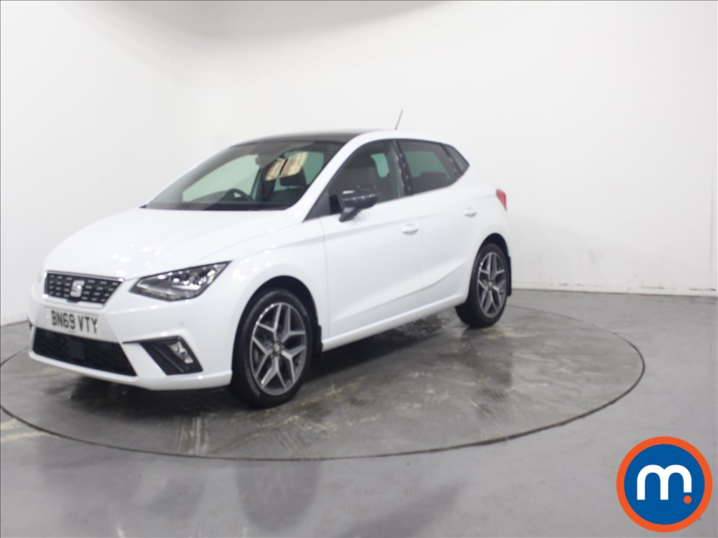 Seat Ibiza Xcellence Lux - Stock Number 1115424 Passenger side front corner