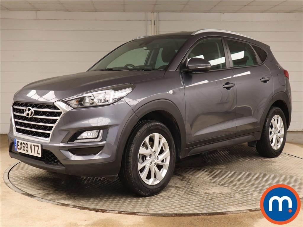 Hyundai Tucson SE Nav - Stock Number 1114843 Passenger side front corner