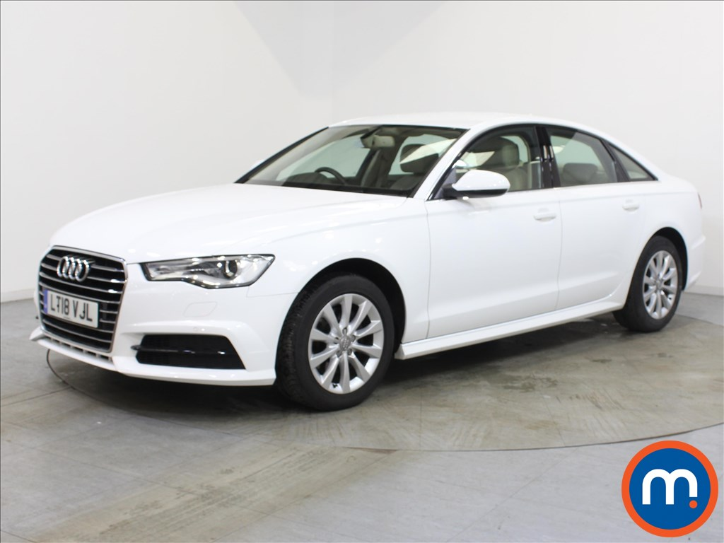 Audi A6 SE Executive - Stock Number 1119325 Passenger side front corner