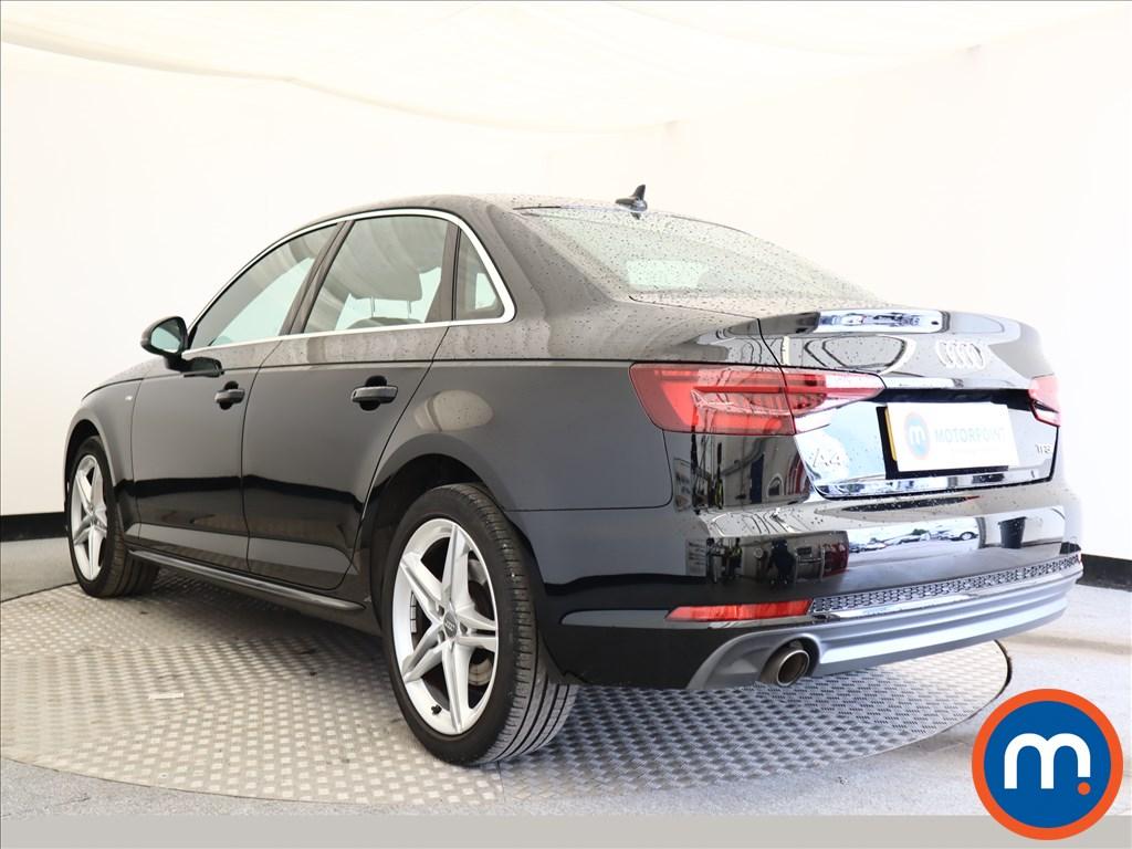 Audi A4 S Line - Stock Number 1119387 Passenger side front corner