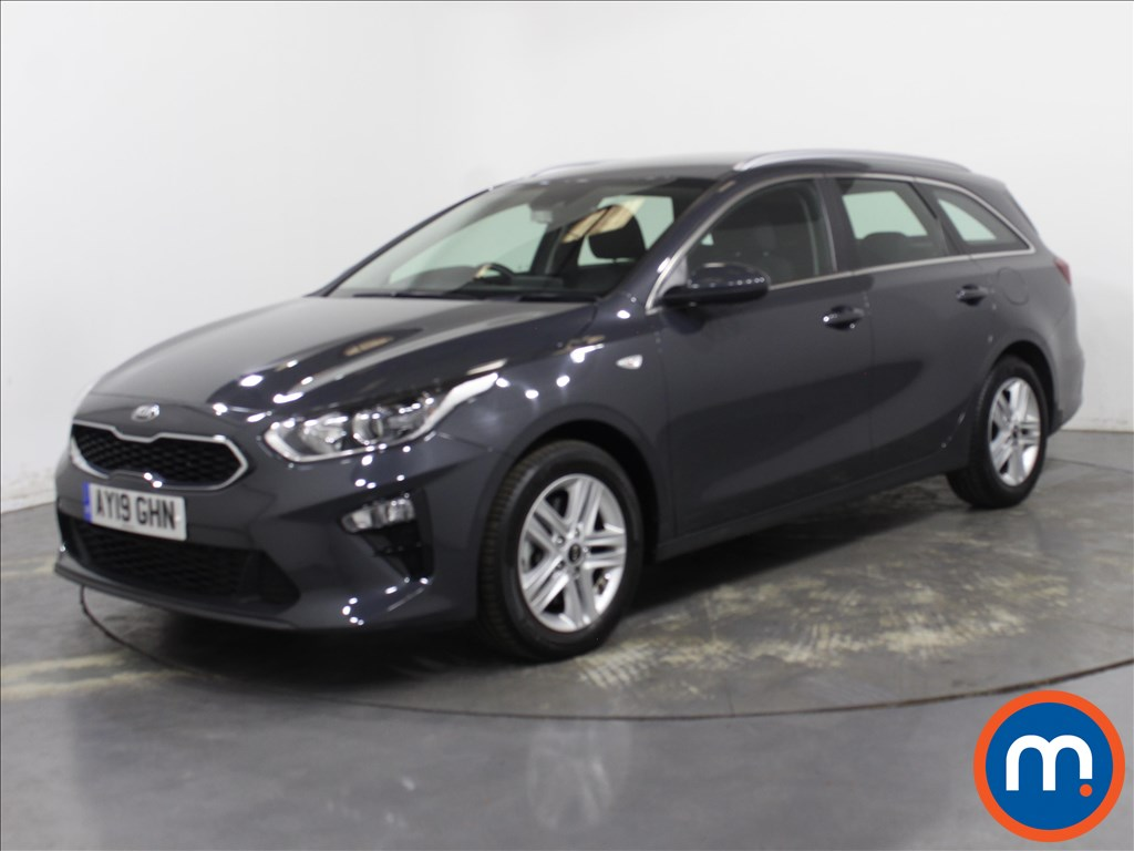 KIA Ceed 2 - Stock Number 1110645 Passenger side front corner