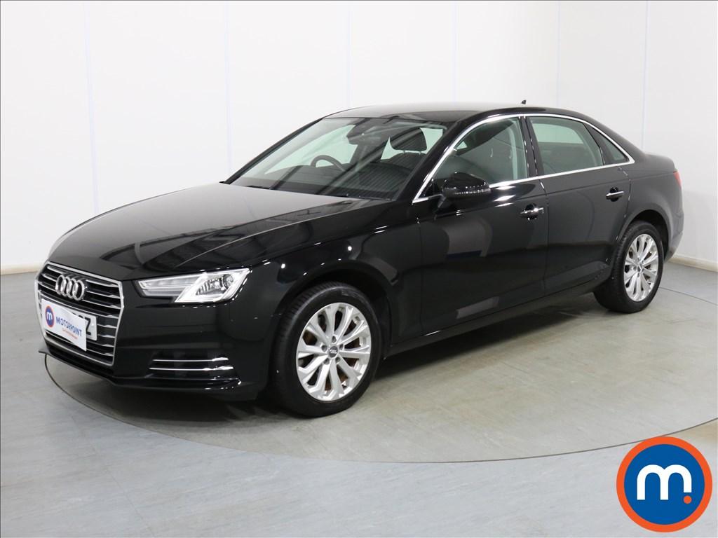 Audi A4 SE - Stock Number 1118306 Passenger side front corner