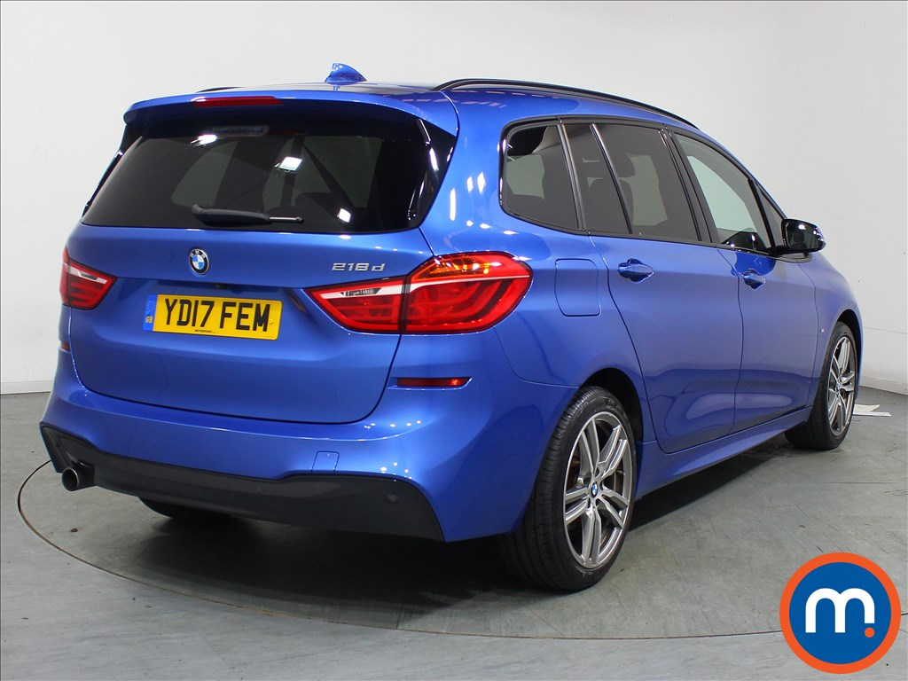 BMW 2 Series M Sport - Stock Number 1109456 Passenger side front corner
