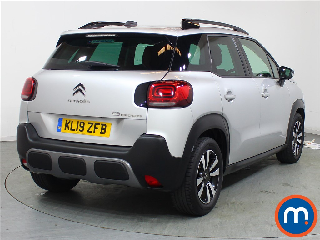 Citroen C3 Aircross Feel - Stock Number 1114363 Passenger side front corner