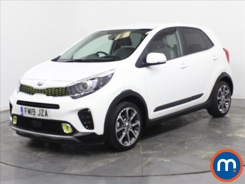 KIA Picanto X-Line - Stock Number 1119629 Passenger side front corner
