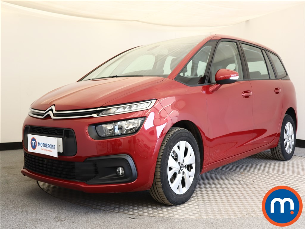 Citroen Grand C4 Spacetourer Touch Edition - Stock Number 1114476 Passenger side front corner