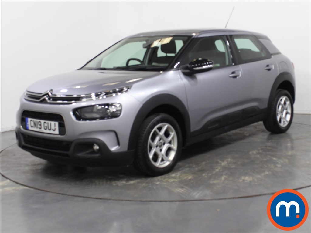 Citroen C4 Cactus Feel - Stock Number 1110984 Passenger side front corner