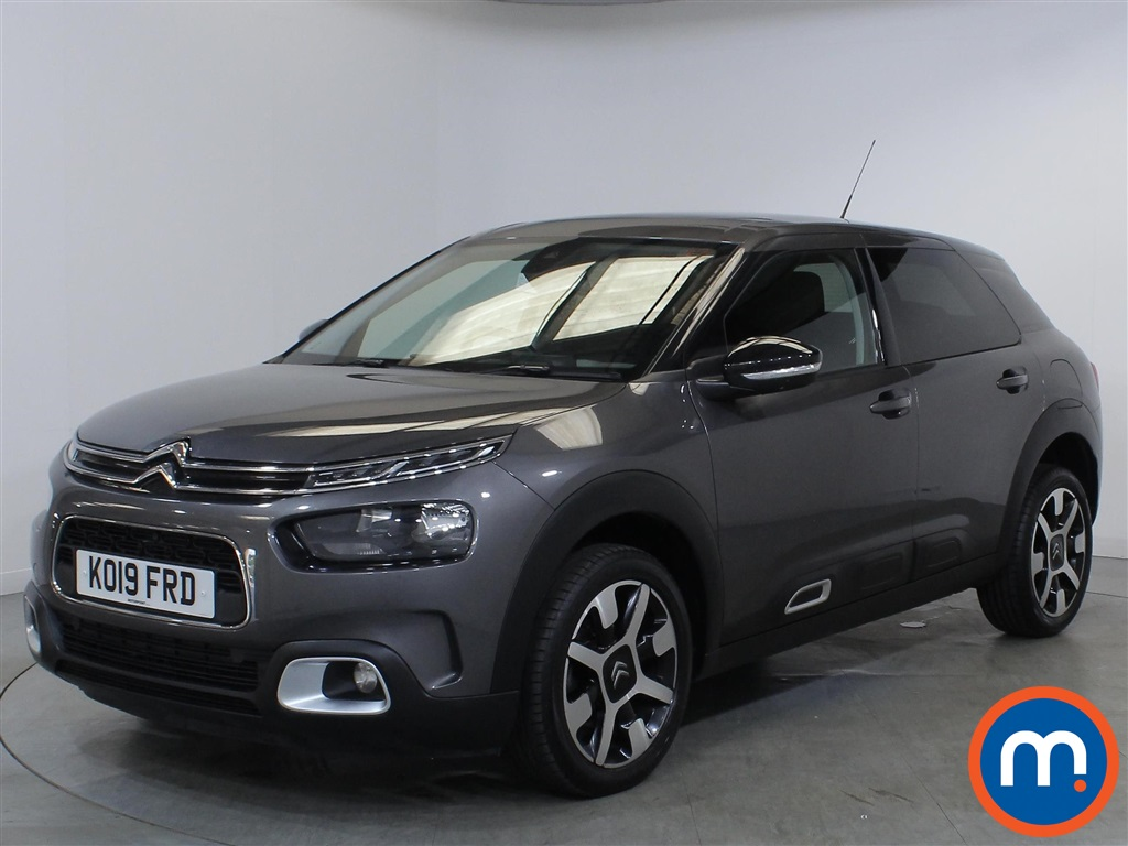 Citroen C4 Cactus Flair - Stock Number 1116375 Passenger side front corner