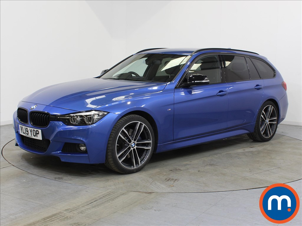 BMW 3 Series M Sport Shadow Edition - Stock Number 1119787 Passenger side front corner