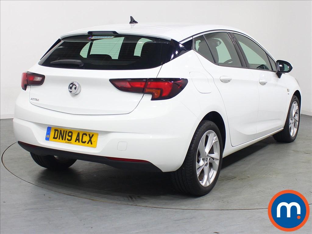 Vauxhall Astra SRi Nav - Stock Number 1115851 Passenger side front corner