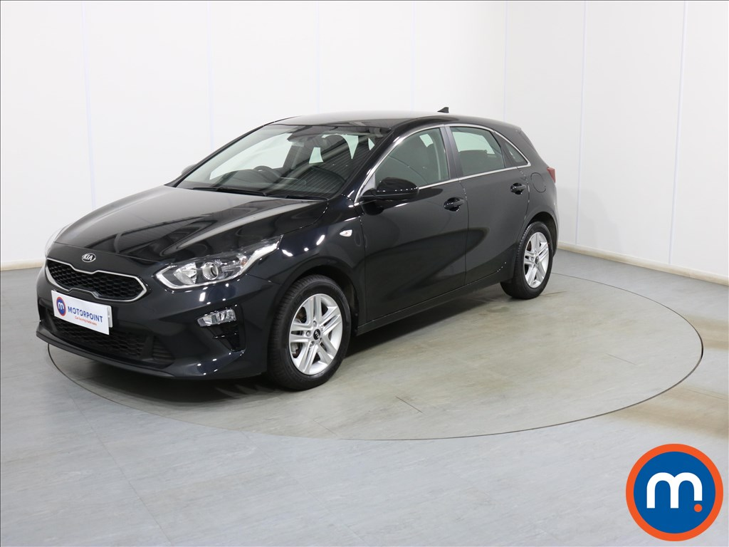 KIA Ceed 2 - Stock Number 1122330 Passenger side front corner