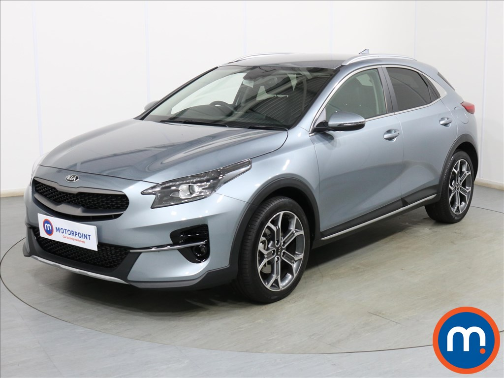 KIA Xceed 1.4T GDi ISG 3 5dr DCT - Stock Number 1121343 Passenger side front corner