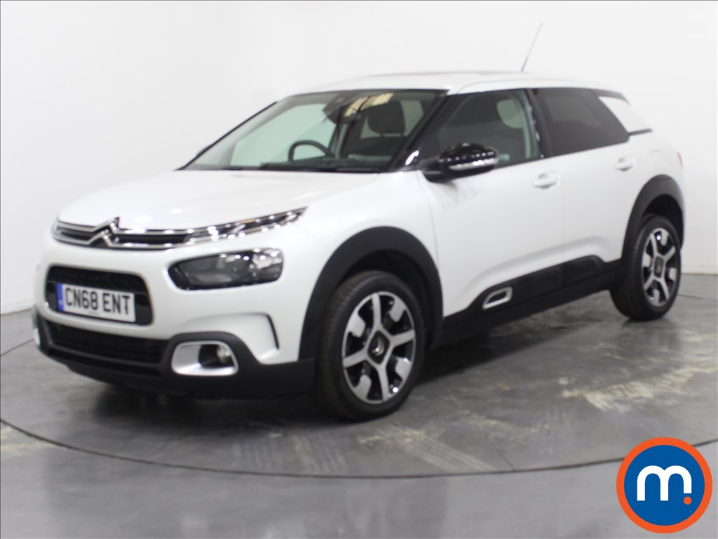 Citroen C4 Cactus Flair - Stock Number 1111924 Passenger side front corner