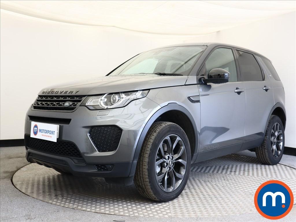 Land Rover Discovery Sport Landmark - Stock Number 1118549 Passenger side front corner