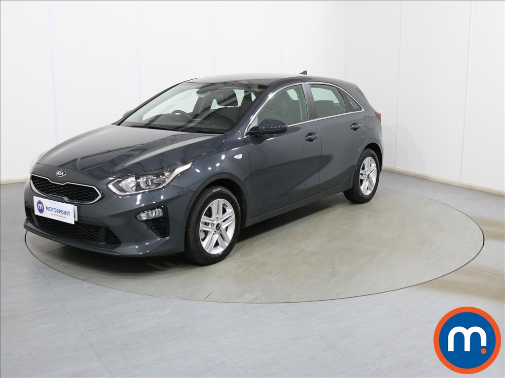 KIA Ceed 2 - Stock Number 1119163 Passenger side front corner