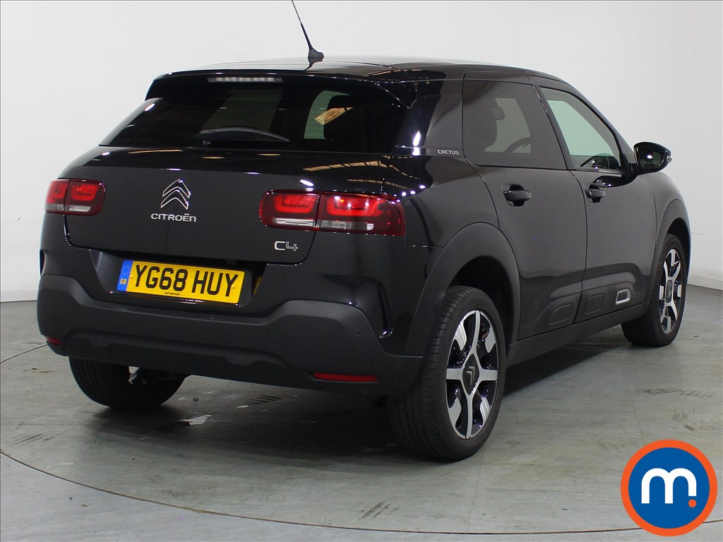 Citroen C4 Cactus Flair - Stock Number 1112036 Passenger side front corner