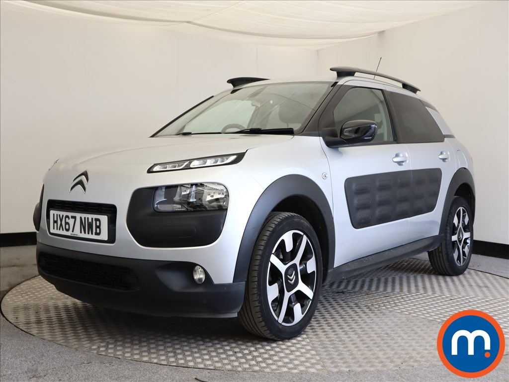 Citroen C4 Cactus Flair - Stock Number 1115918 Passenger side front corner