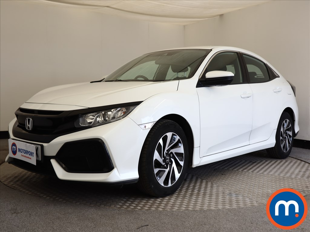 Honda Civic SE - Stock Number 1112024 Passenger side front corner